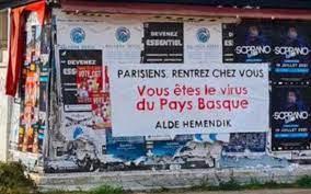 virus pays basque